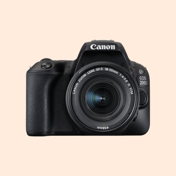 Canon 200D DSLR