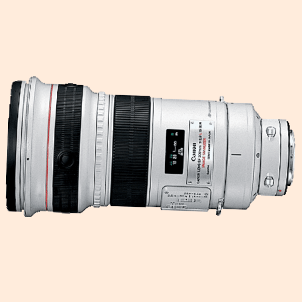 Canon EF 300mm f2.8 IS USM