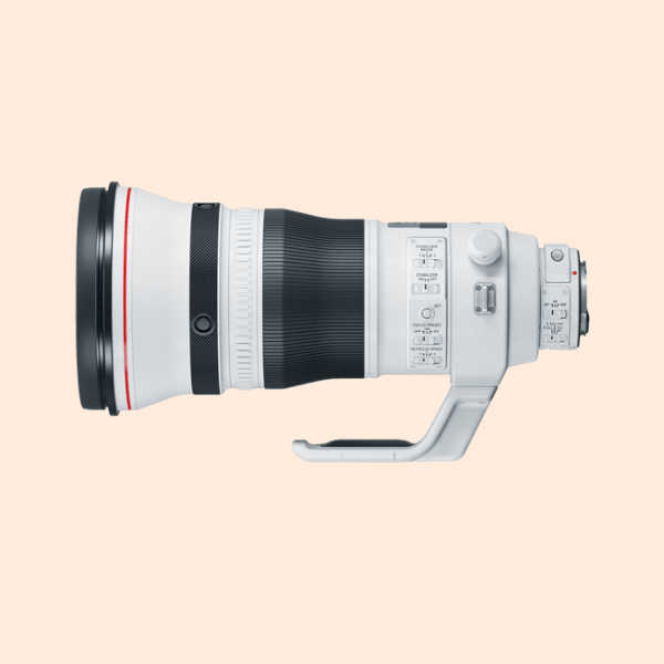 Canon EF 400mm F2.8 IS USM