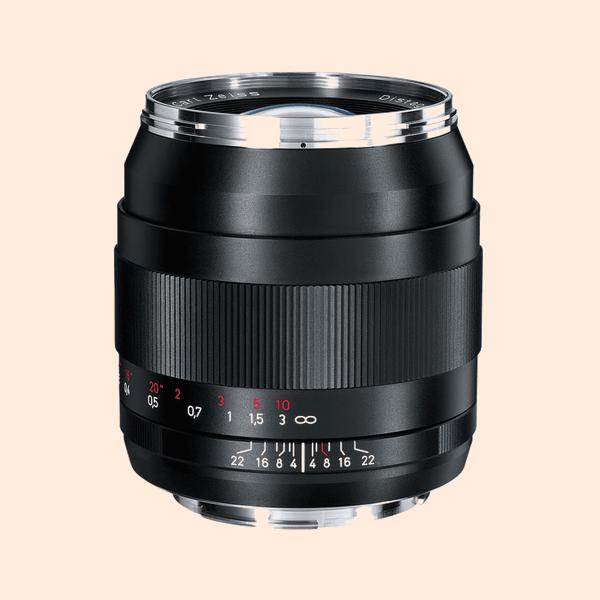 Carl Zeiss ZE 35mm Lens on Rent