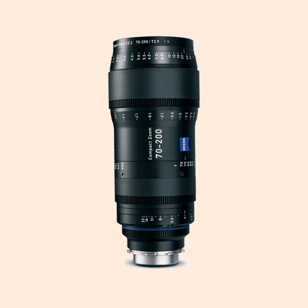 Compact Prime 2 70-200 mm Lens on Rent