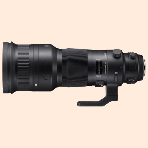 Sigma 500mm f/4 DG OS(S)