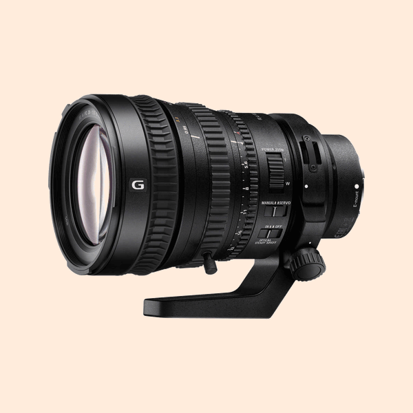Sony 28-135mm (f-4) E-Mount Lens on Rent