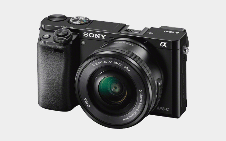 Sony A6000 Camera on Rent