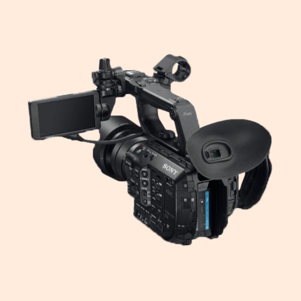 Sony FS-5 4K SUPER SLOW MOTION Camera on Rent