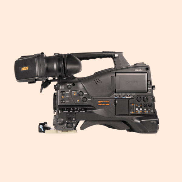 Sony PMW-500 Camera on Rent