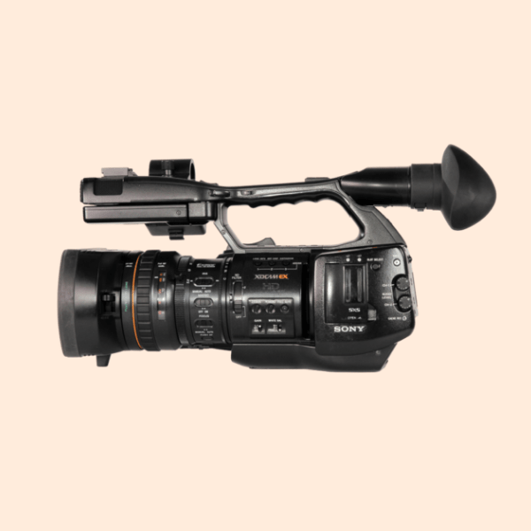 Sony PMW EX-1 Camera on Rent