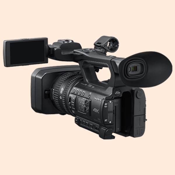 Sony PXW Z150 4k Camera on Rent
