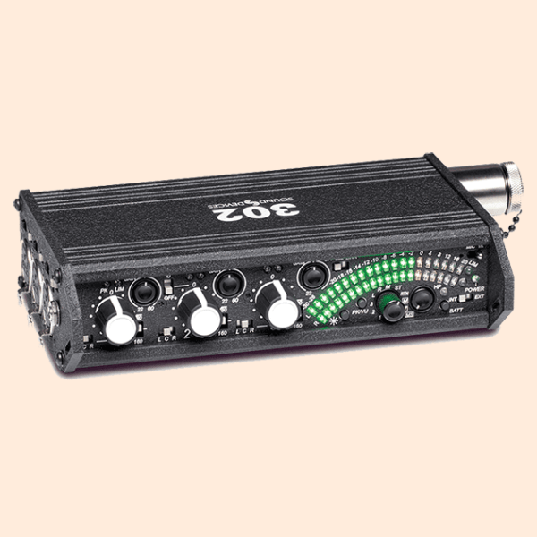SOUNDDEVICE 302 AUDIO Output On Rent
