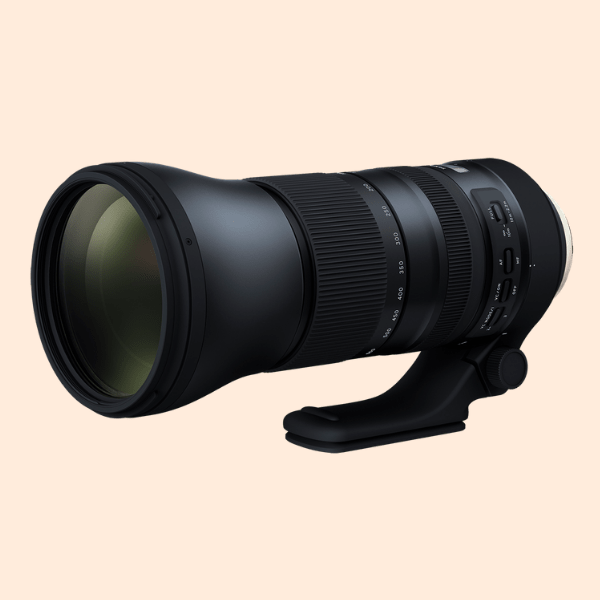 Tamron 150-600mm f/5 - 6.3 VC for canon mount